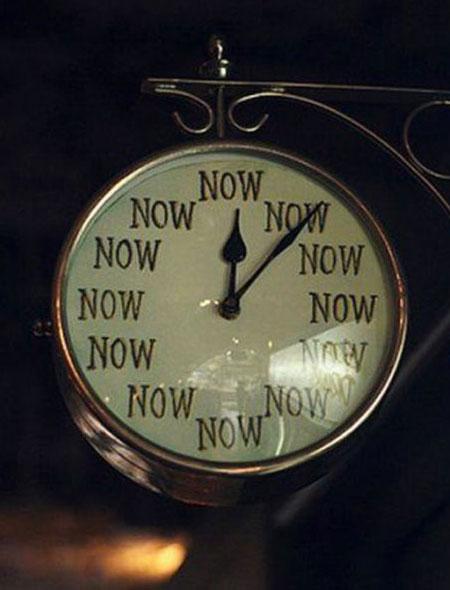 now-clock